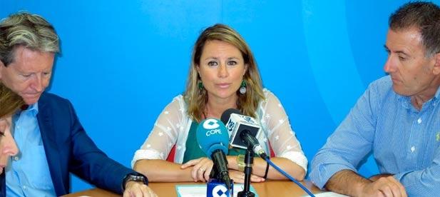 """Carrasco: """"La declaración  de Bien de Interés Cultural fue impulsada, por primera vez, por el PP en el Ayuntamiento y en las Cortes. Fue el pasado mes de marzo, junto con la solicitud del reconocimiento de BIC para las Gaiatas"""""""
