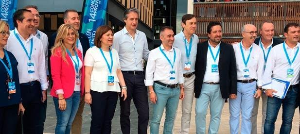 El 14 Congreso del Partido Popular de la provincia de Castellón ha arrancado esta mañana.