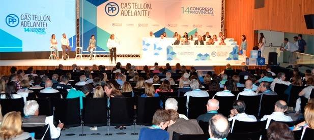 El PPCS mantendrá el tono reivindicativo ante otras administraciones en su apuesta por seguir impulsando las infraestructuras útiles para la provincia de Castellón.