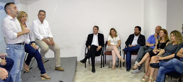 La primera junta directiva del PP de Castellón ha activado el proceso de renovación de las 135 juntas locales en la provincia.