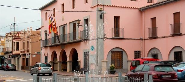 En el mismo pleno Pepe Franch, concejal del PSOE, presentó renuncia al acta de concejal por motivos de salud.