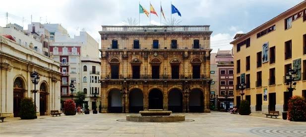 La alcaldesa de Castellón, Amparo Marco hablaba de privilegios de la clase política, un argumento que utilizó en contra de la anterior corporación como arma arrojadiza política.