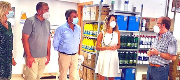 """Carrasco ha lamentado que la tramitación de las peticiones de ayuda social """"continúe demorándose en la capital de La Plana entre uno y dos meses"""""""