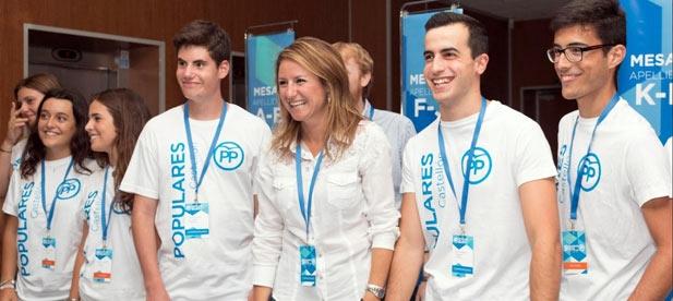 Carrasco asumió durante el pasado IX Congreso Local la incorporación de más gente joven en la dirección del partido.