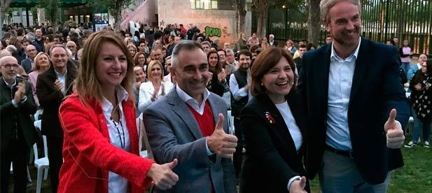"""Carrasco: """"El voto este domingo para Casado y para Bonig, es el paso previo a poner fin al gobierno del Pacte del Frau de Castellón"""""""
