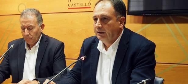 """El diputado provincial Salvador Aguilella explica que los municipios podrían realizar las inversiones hasta el 31 de diciembre de 2020. """"El problema es la falta de voluntad"""""""