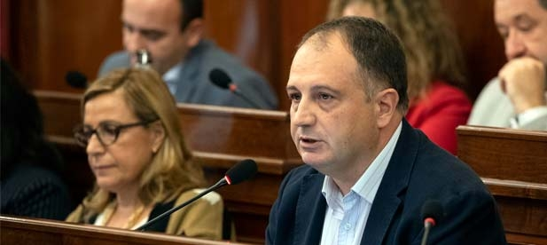 El diputado del PP, Salvador Aguilella, lamenta que la Diputación útil que forjó Javier Moliner dé la espalda a la provincia condenando a los pueblos como hace Ximo Puig