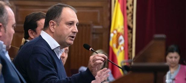 """Salvador Aguilella, diputado provincial del PP, lamenta que """"en el peor momento, PSOE y Compromís castiguen al interior negando ayudas que crean empleo y dan servicio a todos"""""""