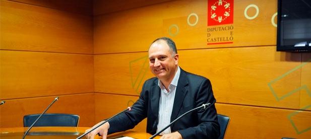"""Salvador Aguilella, diputado provincial del PP, lamenta que el PSPV """"se niegue a incorporar en 2020 los fondos que suspendieron el pasado año. Es otro desprecio más"""""""