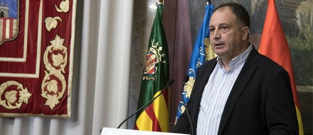 """Salvador Aguilella: """"Cada día que pasa es una oportunidad perdida y llevamos meses pidiendo que se aprueben las bases para ayudar a la provincia"""""""
