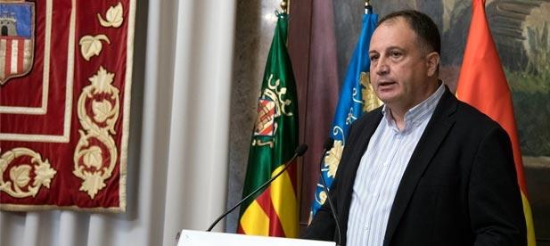 """Salvador Aguilella, diputado del PP, critica que el resultado """"es que Diputación se queda el dinero mientras el interior pierde oportunidades porque son incapaces de gestionar"""""""