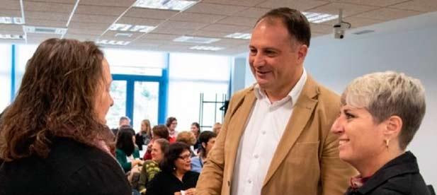 Eliminan 14.700 euros del programa Emprender y Dirigir en Femenino que, puesto en marcha por el PP, luchó por la igualdad de géneros y el fomento del emprendimiento