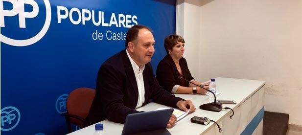 """Aguilella: """"La asfixia a los ayuntamientos está generando graves problemas, sobre todo en municipios pequeños"""""""