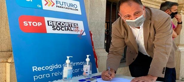 """""""Nunca España ha pagado tanto por la luz. Y lo hace con una izquierda experta en asfixiar al contribuyente"""", lamenta Salvador Aguilella, secretario general del PPCS"""