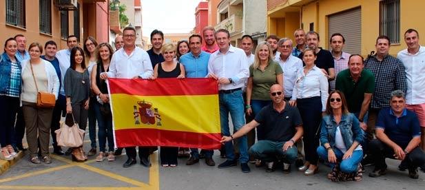 """Vicente-Ruíz: """"Los alcaldes y concejales del PPCS seguiremos unidos para frenar los 'tasazos' de la izquierda"""""""