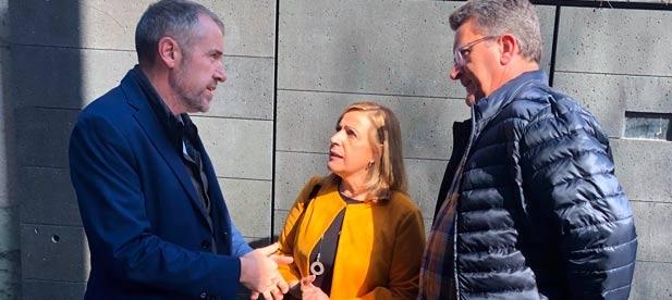 Los alcaldes exigen que se aplique igualdad de trato ya que en Cataluña el Gobierno ha asumido el coste de estas infraestructuras creadas por el PSOE