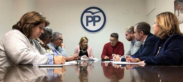 """Óscar Clavell: """"Pedimos simplemente igualdad de trato y que los diputados del PSOE den la cara por primera vez a favor de los vecinos de esta provincia"""""""