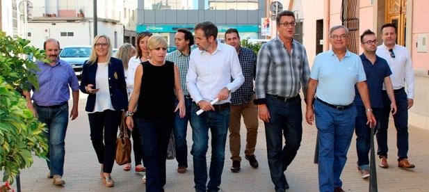 """García: """"Los representantes del Partido Popular vamos a votar en contra del tasazo al tasazo porque las familias y los autónomos no deben pagar la mala gestión de los socialistas"""""""