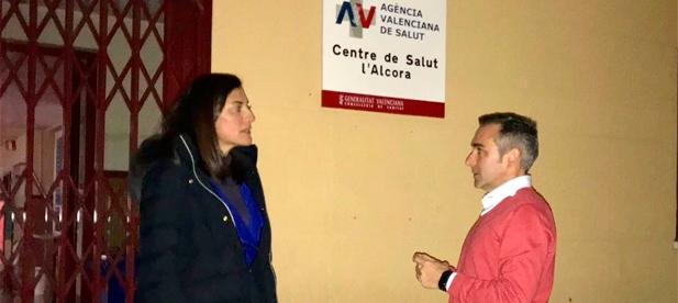 """Mallol ha instado al alcalde ha que """"deje de lado las disciplinas de partido, levantar el teléfono y exigir como toca a la consellera de Sanitat, Carmen Montón, la apertura del Centro de Salud el lunes de Magadalena"""""""