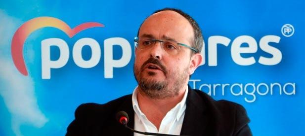 Alejandro Fernandez Alvarez, Presidente del PP de Cataluña