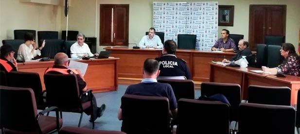 """Alós Valls: """"Para el Ayuntamiento la prioridad es preservar la salud y seguridad de visitantes y vecinos en nuestra playa"""""""
