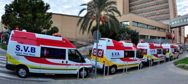 El PPCS señala que la retirada de los vehículos de transporte con conductor para atender las urgencias a domicilio evidencia el desastre y el caos que existe en la atención sanitaria por parte del gobierno valenciano de PSOE y Compromís