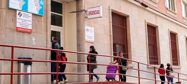 La mala gestión de la sanidad y los recortes en personal provocan ya problemas en la calidad asistencial en los primeros indicios de aumento del virus de la gripe