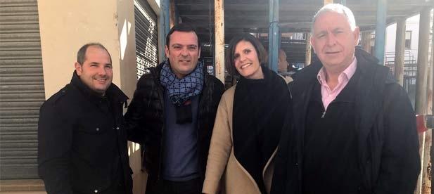 """Segarra ha denunciado que """"la contratación del segundo médico en los festejos de los 'bous al carrer' supone un sobre coste innecesario sobre todo en municipios pequeños"""""""