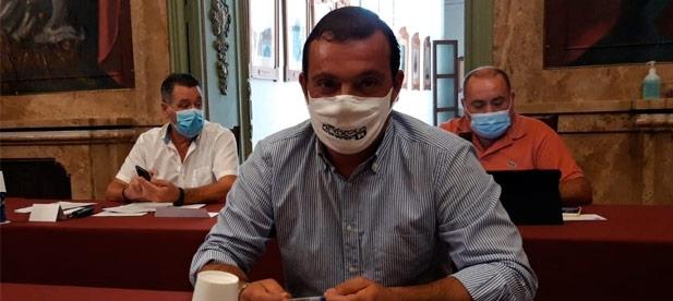"""Andrés Martínez, diputado provincial del PP, reivindica la propuesta que el PP presentó en mayo """"y que en otras comunidades ha servido como revulsivo y aquí se ignora"""""""