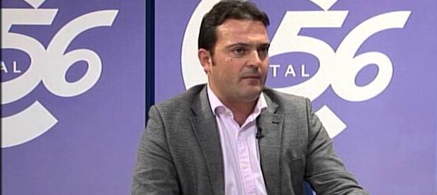 """El responsable del PP en la zona norte de la provincia de Castellón, Andrés Martínez, ha lamentado hoy que """"la apuesta del PSOE por el turismo de la provincia es la ruina del proyecto Castor"""""""