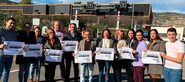 """Barrachina: """"Exigimos que el PSOE deje de castigarnos y nos trate igual que trata a Cataluña y tener las mismas bonificaciones en la autopista"""""""