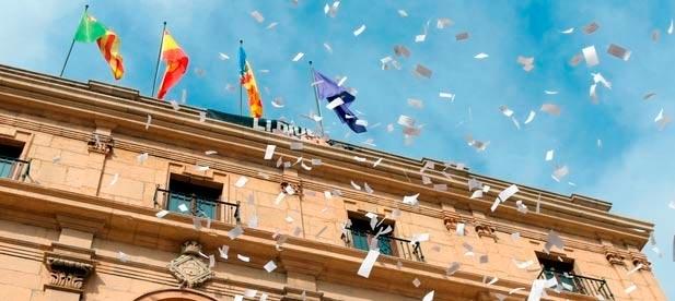 """Carrasco: """"Somos un partido constitucionalista, democrático, que defiende la ley y el orden, las libertades y derechos de todos los castellonenses"""""""