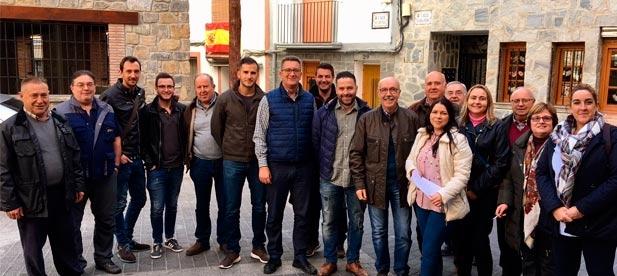 Gabriel Catalán sustituirá a Laureano Sandalinas como presidente local del PP de Montanejos.