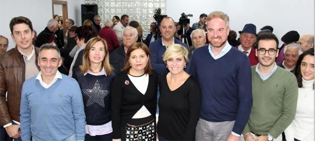 Clavell ha sido reelegido presidente del Partido Popular de la Vall d'Uixó con el apoyo de los afiliados.