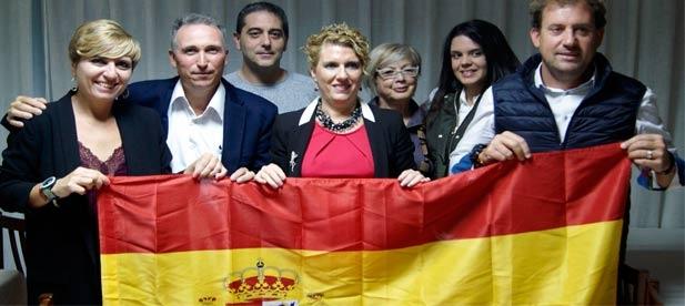 Víctor Cervera es el nuevo presidente local del Partido Popular de Santa Magdalena de Pulpis