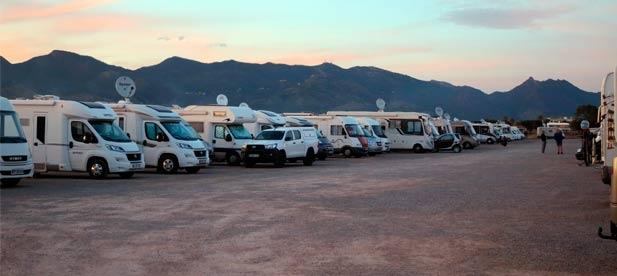 """Guillamón: """"Exigimos una ordenanza reguladora que sancione la acampada ilegal, parece que el bipartito se oponga y mientras tanto está siendo cómplice de los que actúan al margen de la ley"""""""
