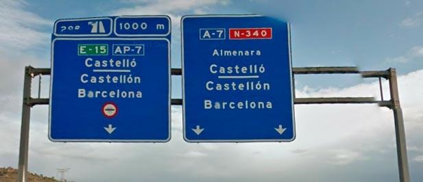"""Sales (PP): """"Tendemos la mano para garantizar la competitividad de Castellón frente a un PSPV que se negaba a prolongar la CV-10 y ahora pretende cobrar por la A7"""""""