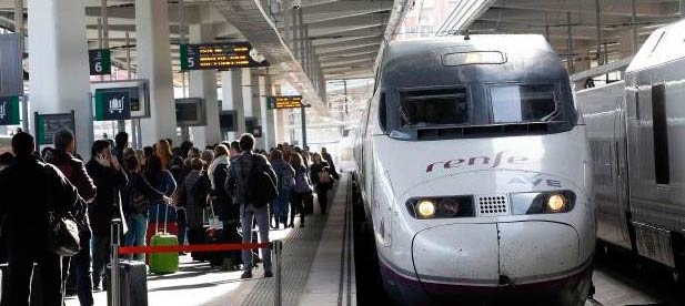 Los populares presentan una moción para que el Gobierno deje de castigar a la provincia al ser la única de España a la que se le ha quitado la alta velocidad este verano