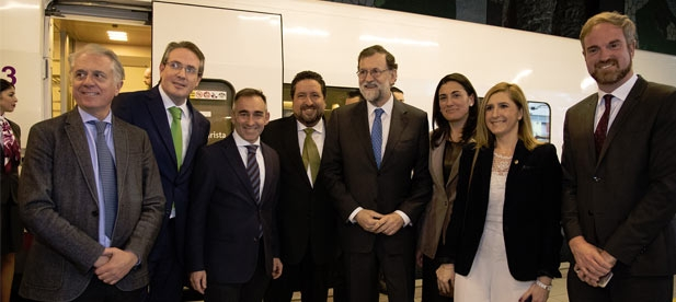 """Clavell: """"El modelo del PP es invertir en infraestructuras útiles para la provincia y el del PSOE es traer la ruina del Castor"""""""