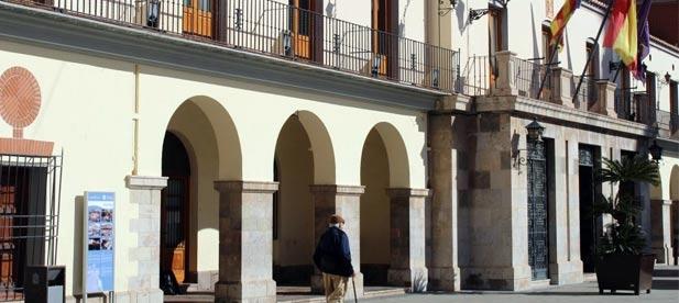 """García ha deseado lo mejor en lo personal a Pedro Rubio, concejal de Més Nules, pero """"su dimisión es síntoma de las desavenencias y la falta de comunicación en el equipo de gobierno multicolor""""."""