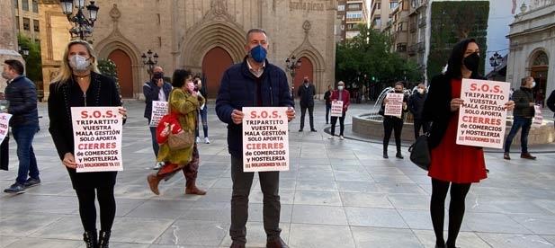 """España: """"El sistema sancionador de cámaras de acceso al centro provocan un efecto rechazo entre los potenciales consumidores o la eliminación de cada vez más vías de acceso a la ciudad"""""""