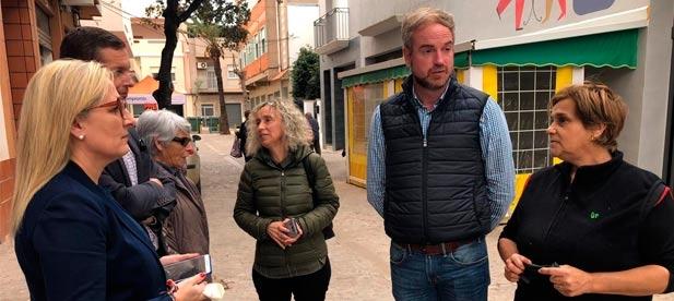 """Bañuls (PP): """"Llevamos un programa integrador y abierto en el que todos los vecinos se vean representados y en el que tengan cabida sus demandas"""""""