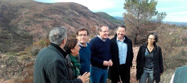 El Gobierno de España invertirá 300.000 euros para recuperar la zona entre los términos de Altura y Segorbe