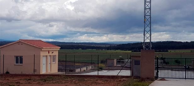 El alcalde de Barracas, Antonio Salvador ha celebrado hoy que la Diputación de Castellón haya invertido más de 261.000 euros en la puesta en marcha de la depuradora del municipio.