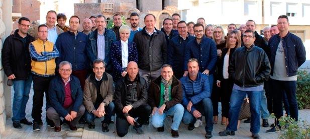 """Barrachina ha denunciado que """"el gobierno valenciano y los ayuntamientos gobernados por tripartitos y cuatripartitos van dando pasos para separarnos de aquello que nos vincula a España como la religión, tradiciones, lengua y los himnos""""."""