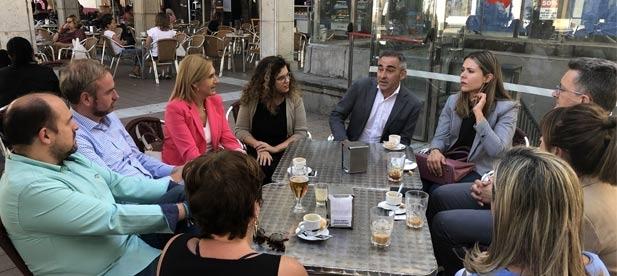 """Barrachina: """"Queremos una España moderna, centrada y reformista que con libertad permita a las empresas crear y un mejor futuro para la provincia de Castellón"""""""