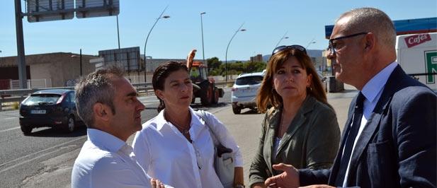 Barrachina ha instado a la Generalitat Valenciana a aportar financiación, como sucede en otras comunidades autónomas, para que el norte de Castellón esté más conectado con el resto de la provincia.