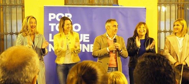 """Bonig: """"Todo el voto que no se una a las siglas del PP va a beneficiar a Sánchez"""""""