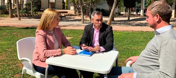 """Barachina: """"El PPCS haremos lo que sabemos hacer: defender y crear oportunidades para la provincia"""""""