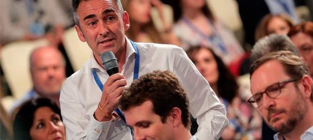 """Barrachina: """"La humillación de Pedro Sánchez a España ha perjudicado además los intereses económicos de muchas familias de Castellón"""""""